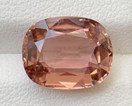 5.45 Carats Natural Color Tourmaline Gemstone