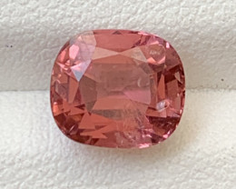3.25 Carats Natural Color Tourmaline Gemstone