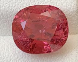 4.50 Carats Natural Color Tourmaline Gemstone