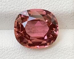 4.10 Carats Natural Color Tourmaline Gemstone
