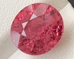 7.20 Carats Natural Color Tourmaline Gemstone