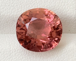 6.30 Carats Natural Color Tourmaline Gemstone
