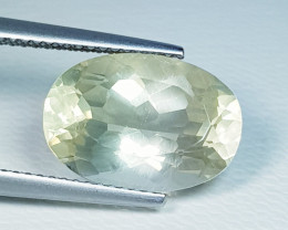 5.58 ct Top Quality Gem Stunning Oval Cut Natural Scapolite