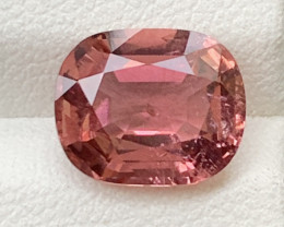 3.35 Carats Natural Color Tourmaline Gemstone