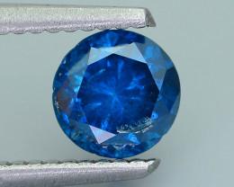 Deep Blue Diamond 0.95 ct SKU-19