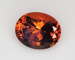 2.55ct Oval Citrine