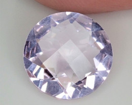 4.67ct Amethyst Checkerboard
