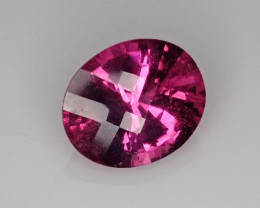 1.53ct Tourmaline Checkerboard