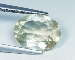 4.00 ct Top Quality Gem Stunning Oval Cut Natural Scapolite
