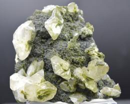Cerussite duftite mottramite - 630 grams - Tsumeb Mine, Otavi Highlands, Na