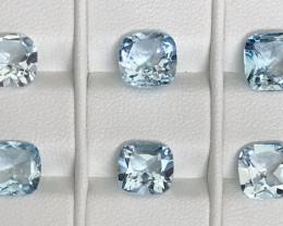 14.15 Carats Topaz Gemstones Parcel