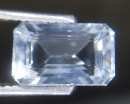 Aquamarine, 3.30ct, VS, great colour, very good quality!