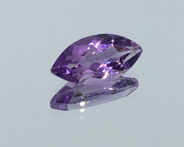 2.5 Carat VVS Amethyst Marquise Precision Cut and Polished !