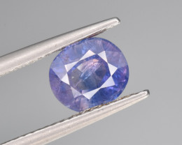 Natural Sapphire 1.98 Cts from Kashmir, Pakistan
