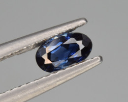 Top Rare Sapphire 0.46 Cts from Kashmir (Jammu)