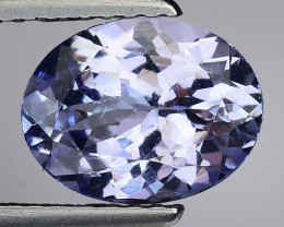1.79 Cts Tanzanite Faceted Gemstone Gorgeous Cut ~ TN8