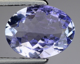 1.42 Cts Tanzanite Faceted Gemstone Gorgeous Cut ~ TN13