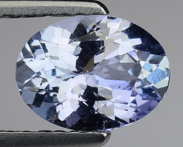 1.14 Cts Tanzanite Faceted Gemstone Gorgeous Cut ~ TN25