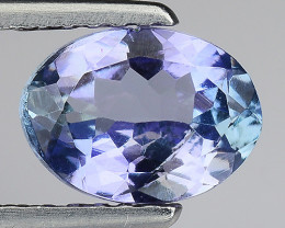 1.19 Cts Tanzanite Faceted Gemstone Gorgeous Cut ~ TN29