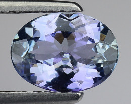 1.05 Cts Tanzanite Faceted Gemstone Gorgeous Cut ~ TN30