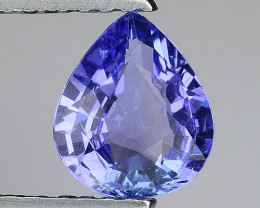 0.91 Cts Tanzanite Faceted Gemstone Gorgeous Cut ~ TN31