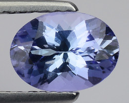 1.16 Cts Tanzanite Faceted Gemstone Gorgeous Cut ~ TN33