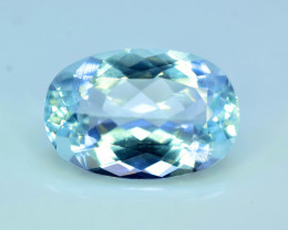 NR ~ 5.80 cts Natural Aquamarine Gemstone