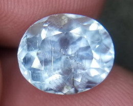 Aquamarine, 5ct, elegant gem, very good cut!
