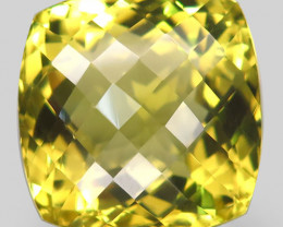 38.78  ct. 100% Natural Top Yellow Lemon Quartz Brazil - IGE Сertified