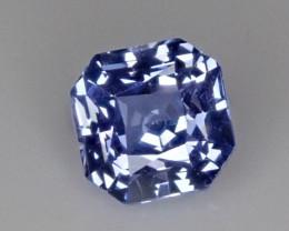 .82ct Sapphire Asscher