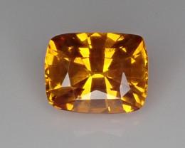 1.94ct Yellow Sapphire