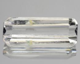 5.66 Cts Kunzite White Color Natural Loose Gemstone