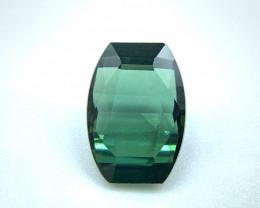 2.03 ct Natural Tourmaline Fancy green verdelite loose gemstone