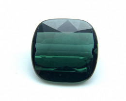 5.06 ct Natural Tourmaline Cushion square Top Quality loose gemstone