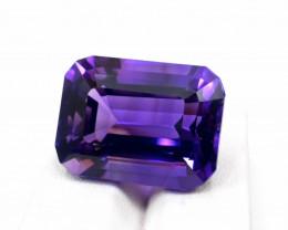 Amethyst, 49.65 Cts Natural Top Color & Cut Amethyst Gemstones