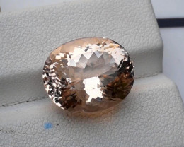 Morganite, 13.85 Carats Lovely Morganite Gemstone