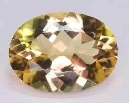 1.05 Ct Natural Heliodor AAA Grade Yellow Color ~ t