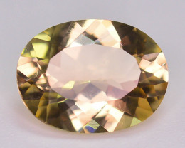 1.40 Ct Natural Heliodor AAA Grade Yellow Color ~ t