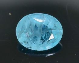 0.64 Crt Grandidierite Faceted Gemstone (Rk-36)
