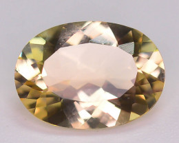0.90 Ct Natural Heliodor AAA Grade Yellow Color ~ t