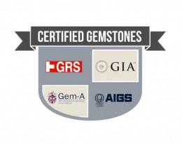 Certified Gemstones