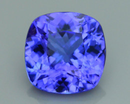 D'Block Grade 2.02 ct Tanzanite eye catching Color SKU.14