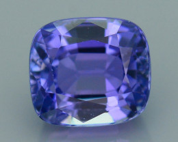 AAA Grade 1.33 ct Tanzanite eye catching Color SKU.10