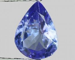 0.92 Ct Tanzanite Top Quality Gemstone. TN58