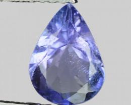 0.98 Ct Tanzanite Top Quality Gemstone. TN59