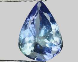 1.05 Ct Tanzanite Top Quality Gemstone. TN60