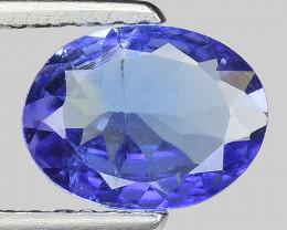 0.98 Ct Tanzanite Top Quality Gemstone. TN64