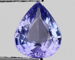 0.71 Ct Tanzanite Top Quality Gemstone. TN68