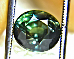 4.19 Ct. Heat Only Bi-Color VVS African Sapphire - Gorgeous