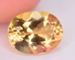 1.30 Ct Natural Heliodor AAA Grade Yellow Color ~ t